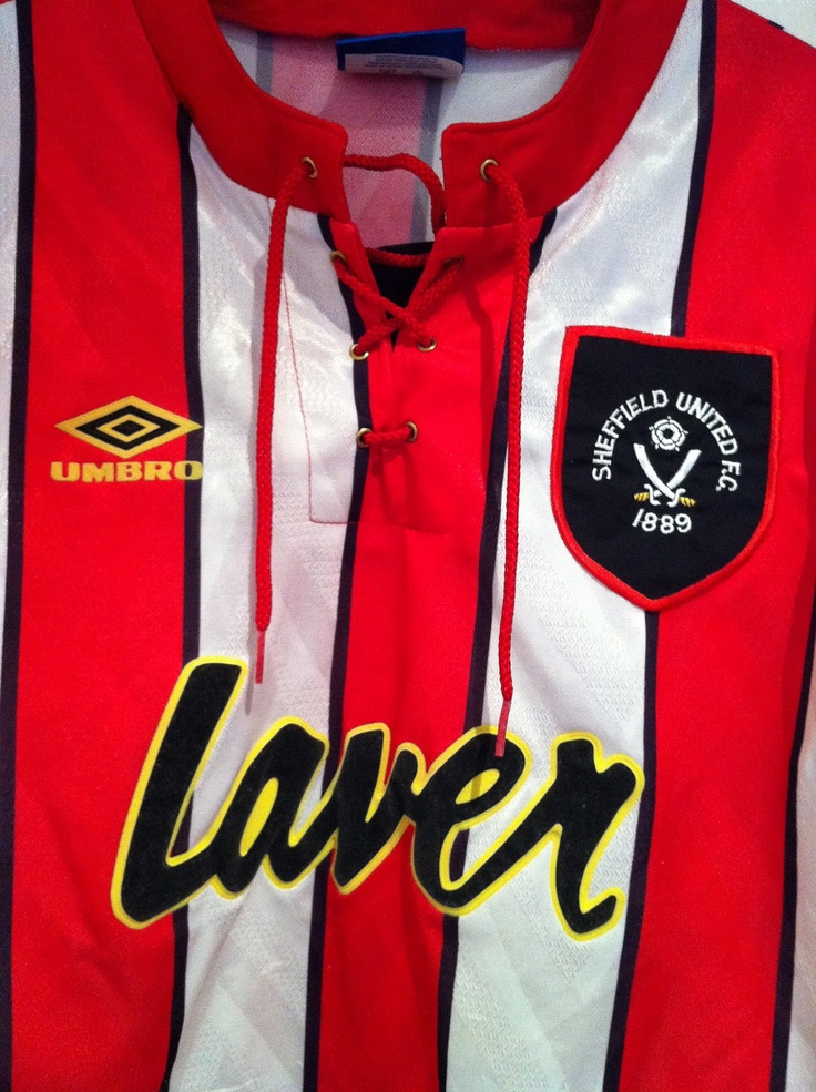 Sheffield United Home Shirt 1992-1994