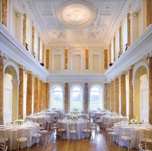 Georgian Ballroom at Powerscourt House