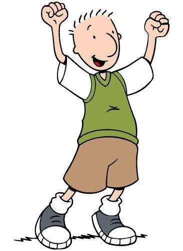 I got Doug!! Which '90s Nickelodeon Cartoon Character Are You?
