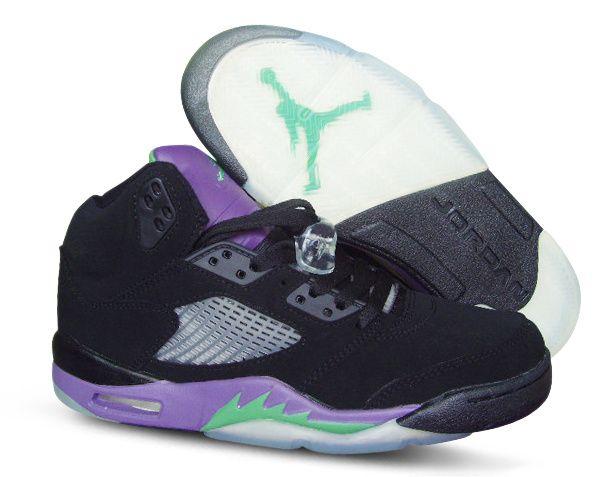 Authentic air jordan retro shoe 5 v nike outlet factory blue grey online