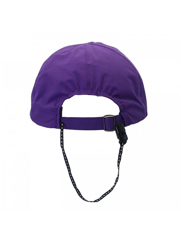 a8378817 Hats & Caps, Men's Hats & Caps, Baseball Caps,Mens Foldable Waterproof  Baseball Cap Sun Hat For Dad With Adjustable Strap Back - Purple -  C1184ADWC3T #caps ...