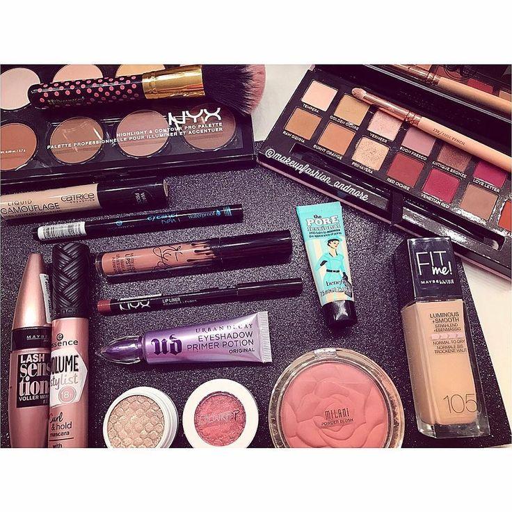• Makeup of the day �� • . . . #makeup#makeupblog#makeupoftheday#makeuplife#palette#anastasiabeverlyhills#brush#bhcosmetics#nyx#nyxlipliner#lipliner#contouring#catrice#catricecosmetics#concealer#eyeliner#essence#mascara#maybelline#foundation#colourpop#eyeshadow#milani#benefit#benefitcosmetics#porefessional#zoeva#urbandecay http://ameritrustshield.com/ipost/1550018969650300642/?code=BWCxgphH4bi