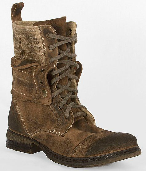 Bed Stu Dean Military Boot buckle fashion bedstu http