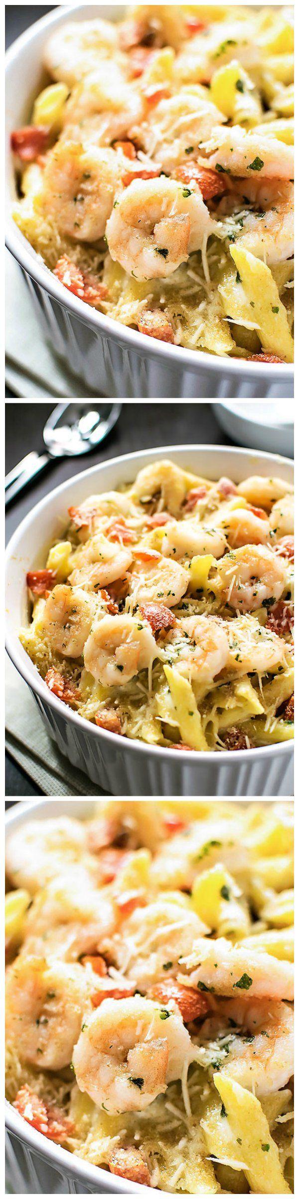 Baked parmesan shrimp bring the iconic taste of olive garden 39 s baked parmesan shrimp to the for Olive garden create your own pasta