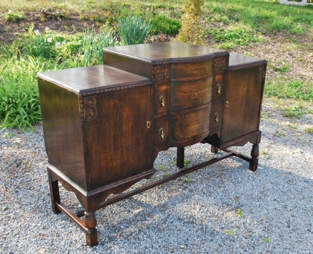 17 best images about antique dressers on pinterest for Repurposed furniture before and after