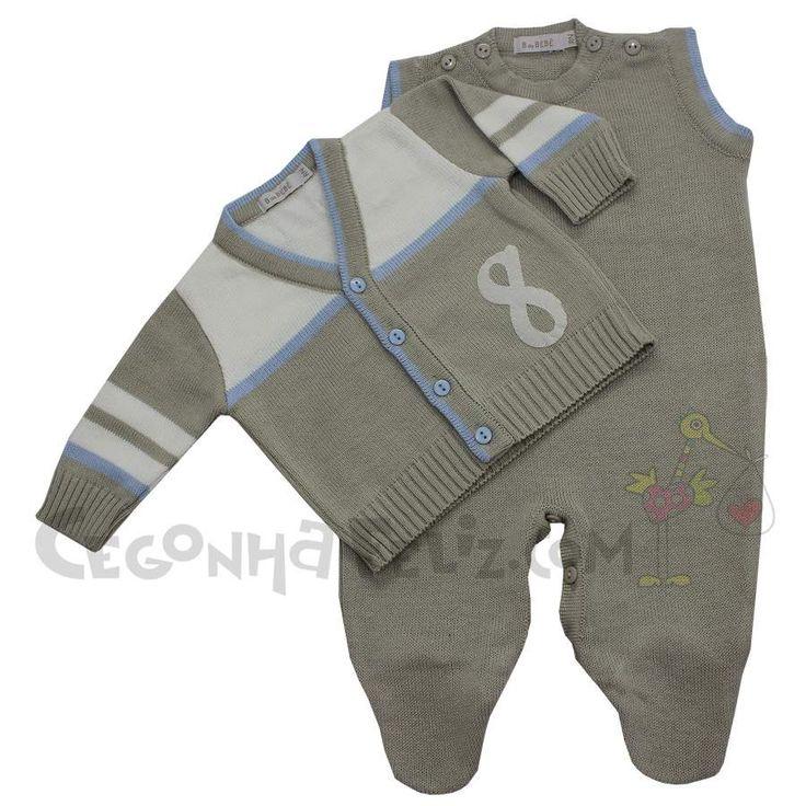 trico roupa bebe - Cerca con Google