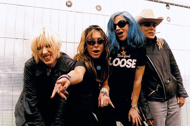 FORKSTER'S DAILY BAND REVIEW WEBSITE L7 Band Reunion Declared and To Play First Gigs in 15 years L7 Thunder Has Just Been Added To The Legendary UK DOWNLOAD   http://forksterocks.net/l7-band-reunion-declared-play-first-gigs-15-years/