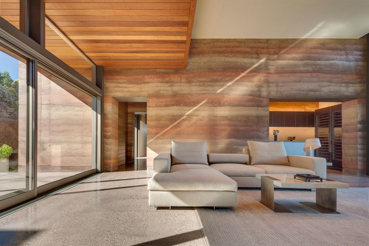 61 best Terre Crue images on Pinterest Rammed earth, Earth and - isolation humidite mur interieur