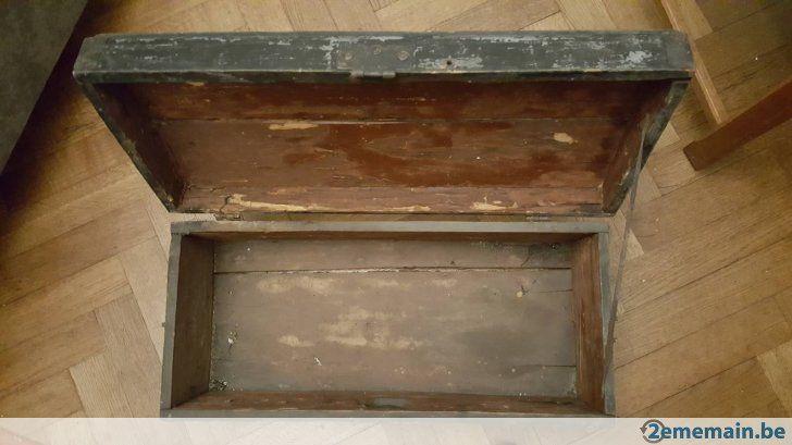 1000 id es sur le th me vieux coffre sur pinterest - Coffre en bois a vendre ...