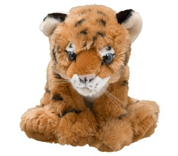 Get a plush when you donate to symbolically adopt a tiger and help WWF's global conservation efforts.