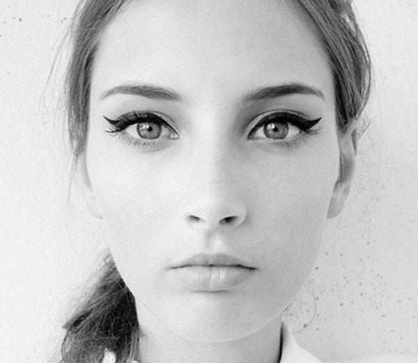 Ronds, en amande, bridés, rapprochés, écartés, etc. Quel trait l'eye-liner mettre le mieux en valeur vos yeux ?