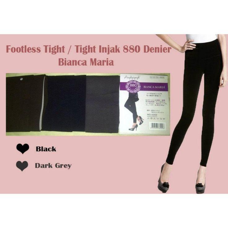 Stocking Tebal 880D Condition  New  Stocking ketebalan 880D Fit L - XXXL Tersedia model: -legging / footless -full tights