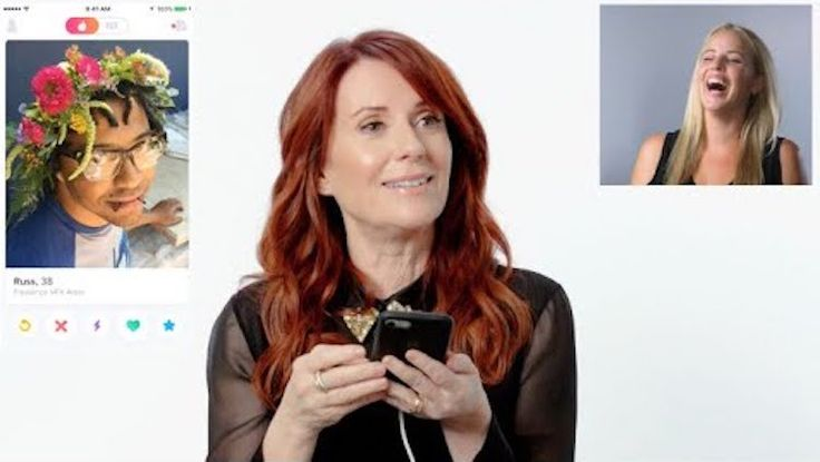 Will and Grace Actress Megan Mullally Hilariously Takes Over a Willing Stranger's Tinder Account
