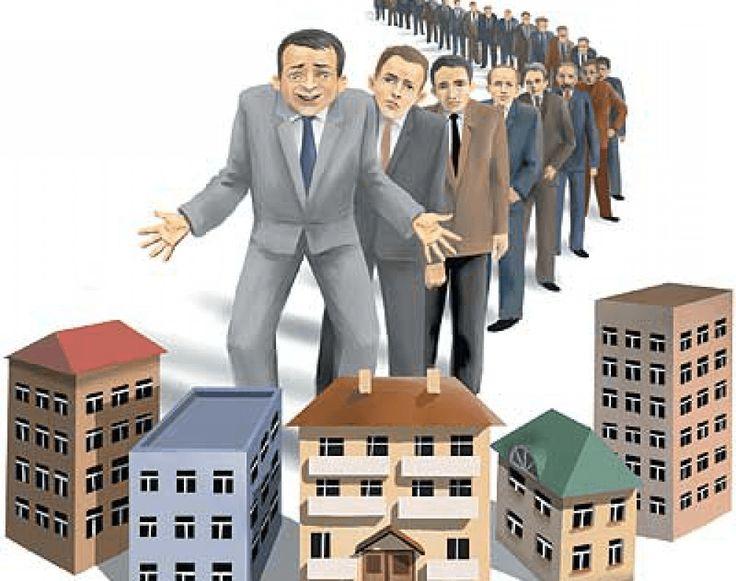 Вторичный рынок жилья: снова идем по дну