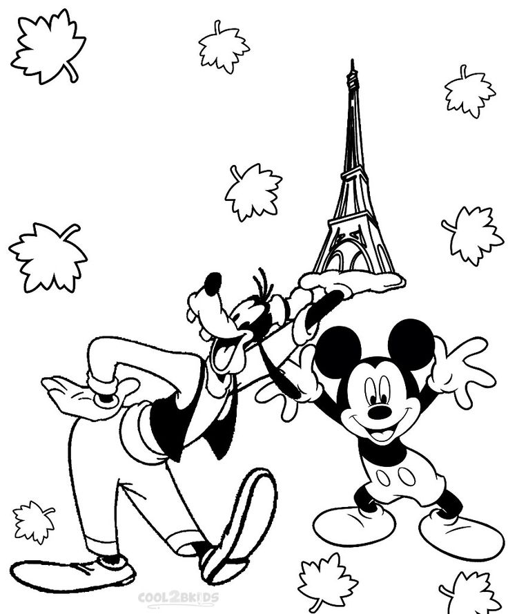99 best Coloring Pages images on Pinterest Mickey mouse
