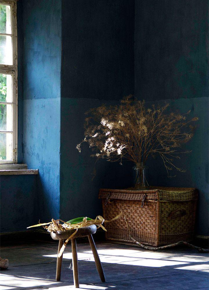 Décorez avec des bouquets de fleurs séchés | Styling : Hans Blomquist - Photo : Debi Treolar via bauwerk.com.au