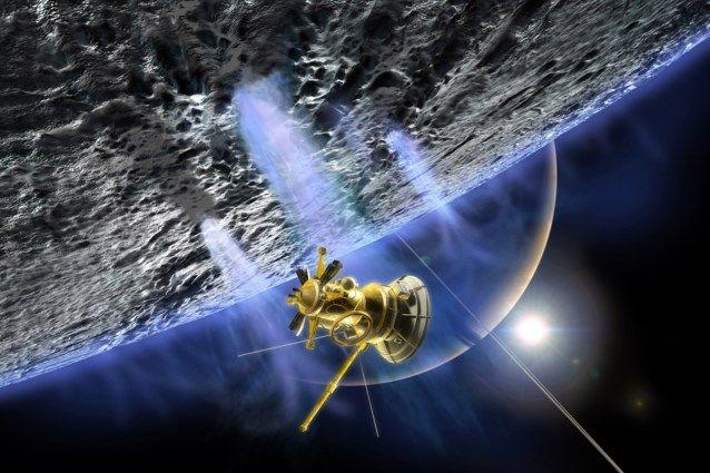"""""""Buitenaards leven binnen ons zonnestelsel mogelijk"""" blijkt uit nieuwe gegevens van NASA"""