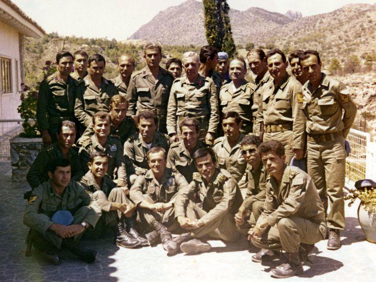 Bolu Komando Tugayı, Komutan ve Subayları190