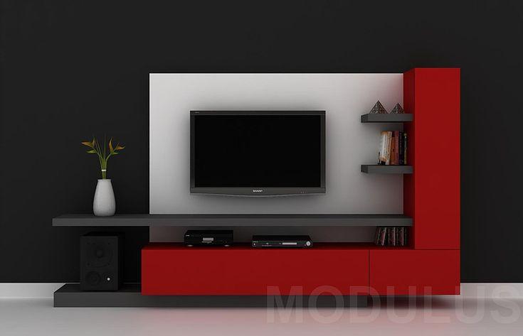 Modulares para Living, Tv, lcd, led. Wall unit, muebles para Tv, racks, rack, modulares, muebles para lcd, muebles modernos lcd, muebles led, Más
