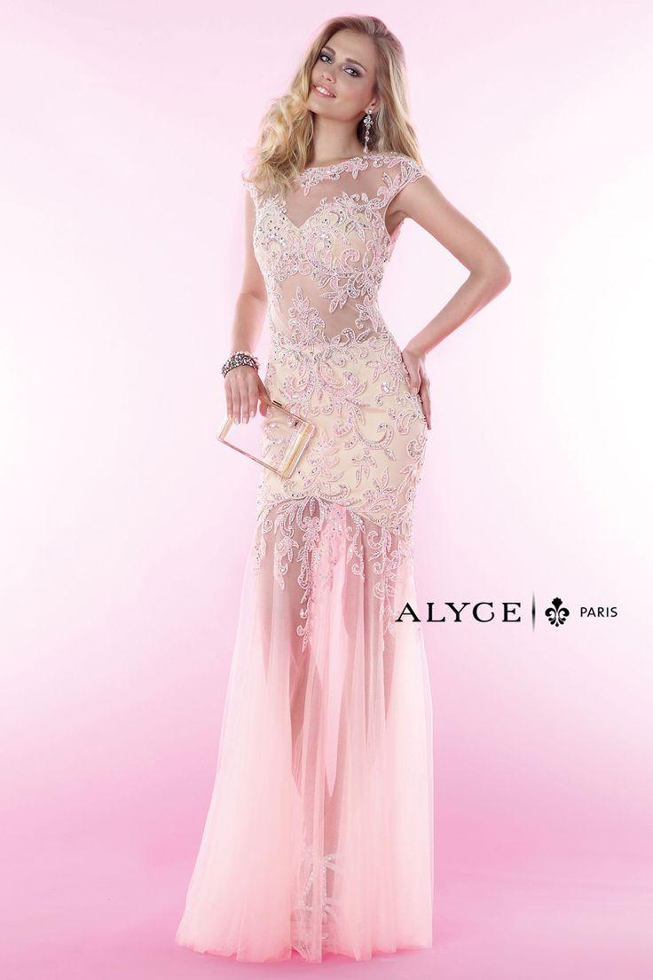 99 best Alyce-Paris Prom dress 2015 images on Pinterest | Prom ...