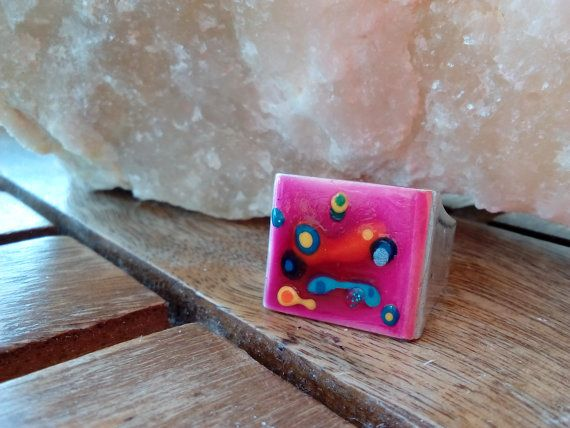 Check out this item in my Etsy shop https://www.etsy.com/listing/485042303/square-christmas-ring-for-her