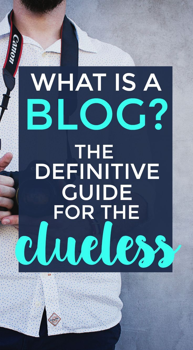 What is a blog? How can you get started blogging? Can you make money doing it? I answer all of your questions in this post. Why? Because I was just as clueless not long ago. :)