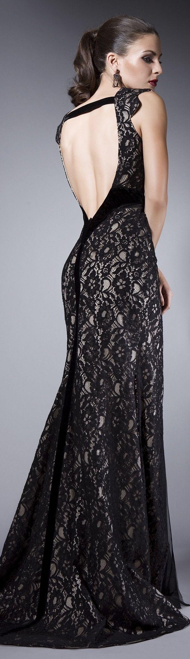 Vestidos longos de renda - http://vestidododia.com.br/vestidos-de-festa/vestidos-longos-de-renda/