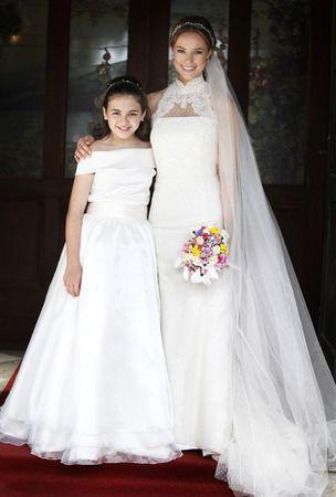 Em Amor à Vida, Paloma (Paolla Oliveira) se casa com vestido de noiva da estilista espanhola Rosa Clara | Chic - Gloria Kalil: Moda, Beleza,...