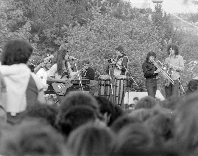 1978. Tabán, LGT együttes,