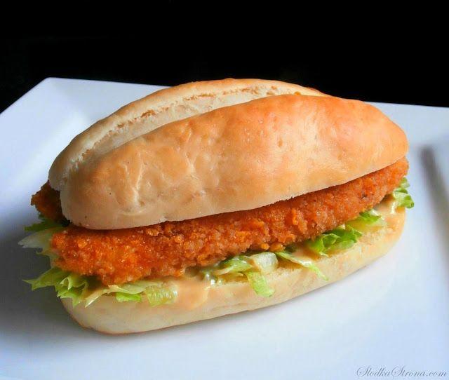 Domowy Chikker jak z McDonald's - Przepis - Słodka Strona