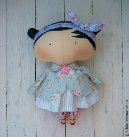 Куклы Тильды ручной работы. Заказать Sweetheart Doll ( Милая кукла). Инна Баркалова. Ярмарка Мастеров. Текстильная кукла