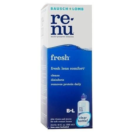 ReNu Fresh Multi-Purpose Contact Lens Solution - 12 fl oz