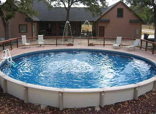 17 Best Ideas About Homemade Swimming Pools On Pinterest Homemade Pools Playground Ideas And