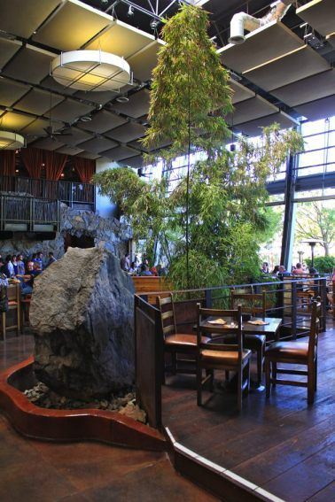 Stone brewery inside, Escondido, CA July/Aug 2014 AMAZING dining experience