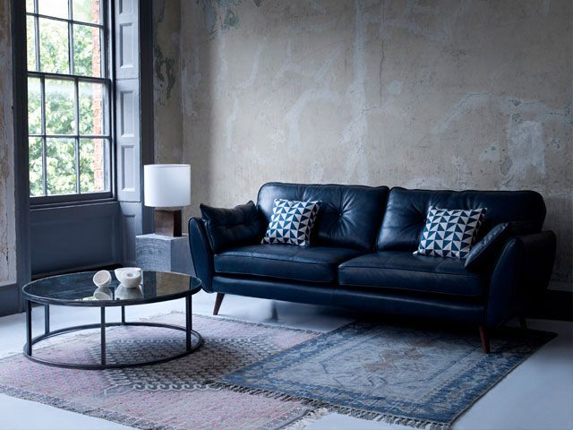 DFS French Connection Zinc Sofa