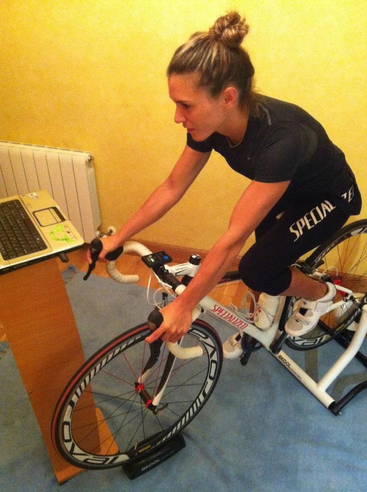 Zurine Rodriguez BKOOL ciclismo 2.0