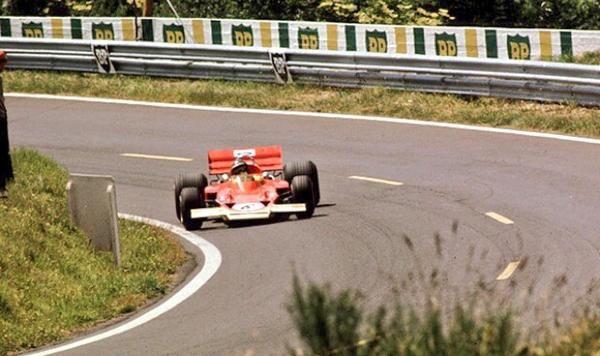 Jochen Rindt, GP Francia, 1970