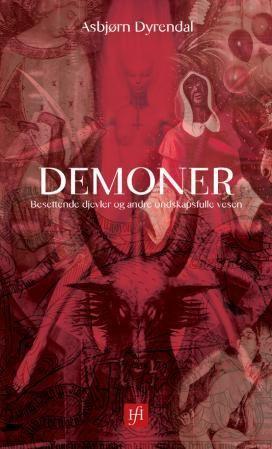 """""""Demoner - besettende djevler og andre ondskapsfulle vesen"""" av Asbjørn Dyrendal 'A Book that's been on your TBR (to be read) List for way too long'"""