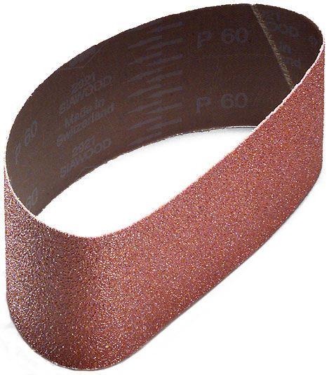 La Courroie abrasive Siawood est utilisée pour le sablage mécanique du bois solide, encollé et vernis. La Courroie abrasive Siawood est fabriquée avec une toile et de l'oxyde d'aluminium, elle est adaptée à tous les types de sableuse à courroie. $ 2.95 artdec.ca