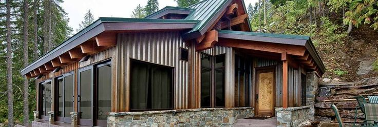 Metal Siding Options, Costs and Pros & Cons: Steel Siding, Zinc, Aluminum, and Copper Cladding in 2017 - MetalRoofing.Systems - Metal Roofing Systems