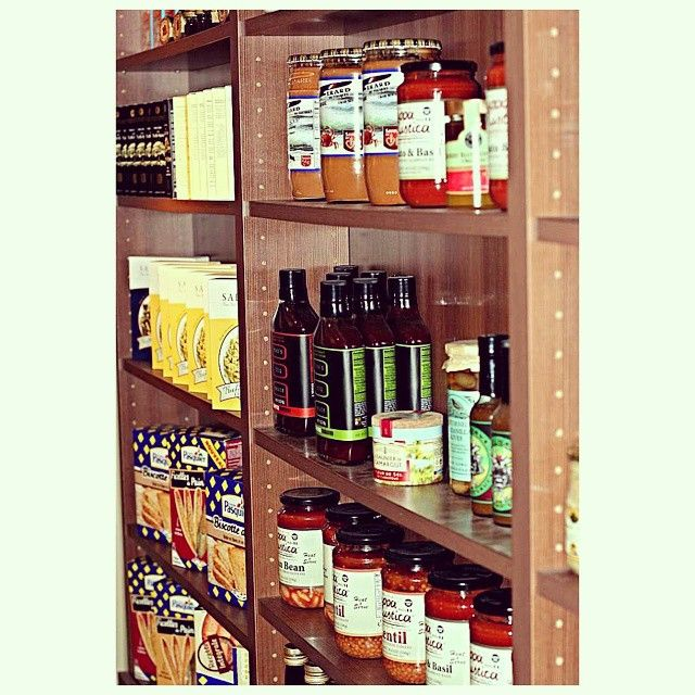 Before our fresh and locally sourced food hits your plate, we make sure to have our shelves stocked with authentic ingredients to ensure great quality. Let us know if you see something you like ;) #bakedwithlove #belmontshore #eatlb #newportbeach #pandor #food #yum #instafood #photooftheday #foodpic #foodie #nom #nomnom #breakfastinbelmont #sugarandspice #sweettooth #foodporn #foodgasm #breakfast #lunch #dinner #frenchfood