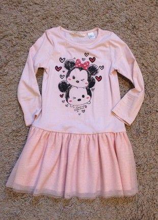 À vendre sur #vintedfrance ! http://www.vinted.fr/mode-enfants/robes-courtes/52755591-robe-minnie-hm-24-ans