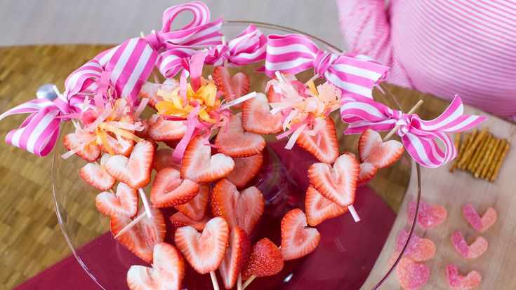 Love is all around. Check out TODAY's Pinterest Valentine's Day board for delicious DIY projects.