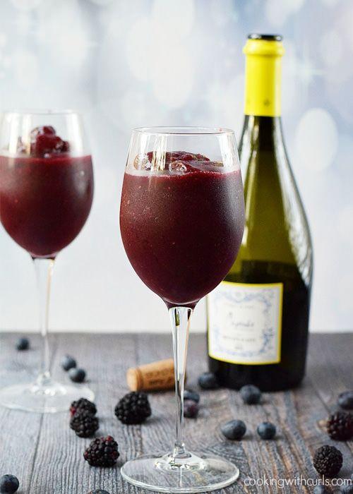 wine smoothie