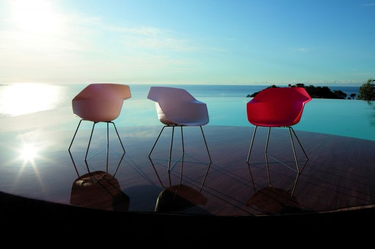 Atelier Pfister Collection 2012, Wila chairs by This Weber