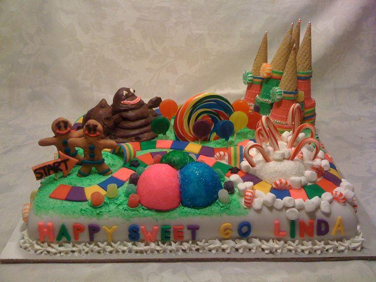 Candyland Cakes – Decoration Ideas | Little Birthday Cakes