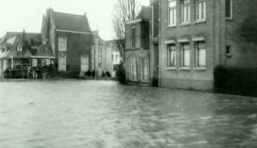 Veerstal 1 febr. 1953