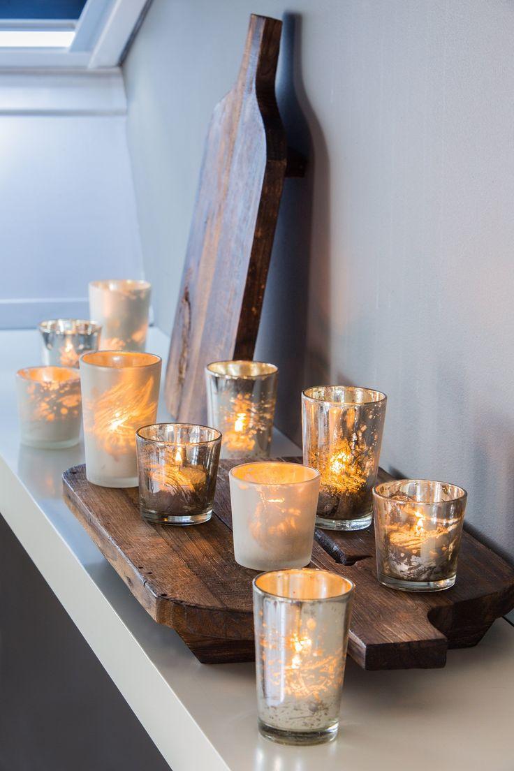 Theelichten & windlichten - Inspirerende decoratieve verlichting & woondecoratie