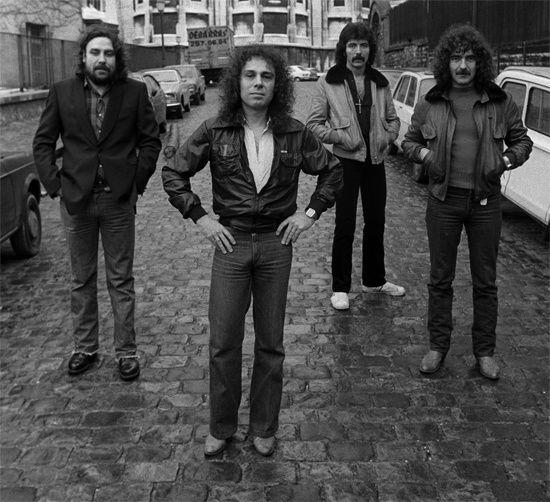 Black Sabbath with Dio