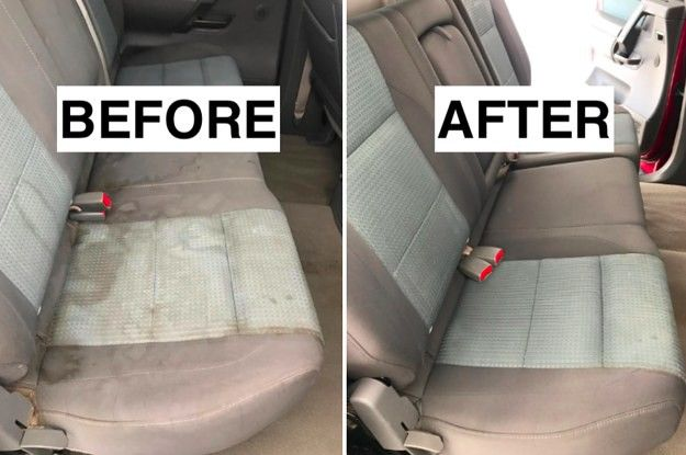 This Superhero Status Car Cleaner Is All You Need To Rid Your Ride Of Every Stain Buzzfeed With Images Carpet Cleaners Car Stain Remover Car Cleaner